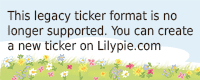 Lilypie Expecting a baby Ticker